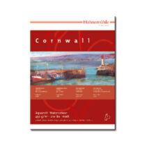 Hahnemühle Cornwall akvarellpapír 450g/nm 10 lap/blokk 30x40cm