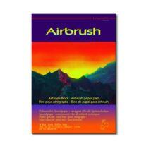 Airbrush 10 lap/blokk 250g/nm 30,4x43cm