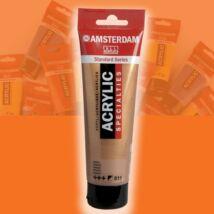 Talens Amsterdam akrilfesték 120ml  Reflex orange 257