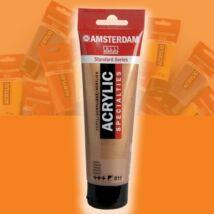 Talens Amsterdam akrilfesték 120ml Azo orange 276