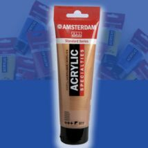Talens Amsterdam akrilfesték 120ml Ultramarine 504