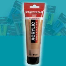 Talens Amsterdam akrilfesték 120ml Turquoise blue 522