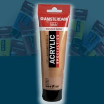 Talens Amsterdam akrilfesték 120ml Prussian blue 566