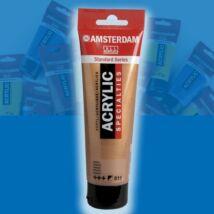 Talens Amsterdam akrilfesték 120ml Phthalo blue 570