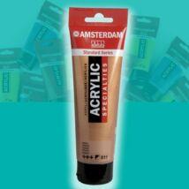 Talens Amsterdam akrilfesték 120ml Turquoise green 661