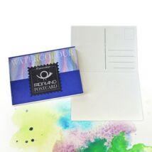 Fabriano Watercolour festőblokk 300gr/nm 20 lap/blokk (25% pamut tartalmú papír) 10,5x14,8cm (levelezőlap blokk)