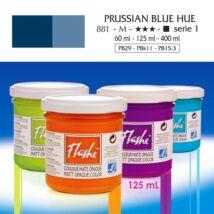 Lefranc&Bourgeois Flashe akrilfesték 1.árkategória 125ml Prussian blue hue 046