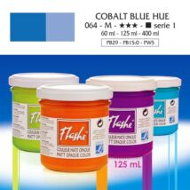 Lefranc&Bourgeois Flashe akrilfesték 1.árkategória 125ml Cobalt blue hue