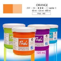Lefranc&Bourgeois Flashe akrilfesték 1.árkategória 125ml Orange 201