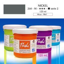 Lefranc&Bourgeois Flashe akrilfesték 2.árkategória 125ml Nickel 264
