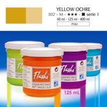 Lefranc&Bourgeois Flashe akrilfesték 1.árkategória 125ml Yellow ochre 302