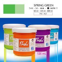 Lefranc&Bourgeois Flashe akrilfesték 1.árkategória 125ml Spring green 544