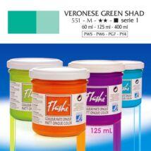 Lefranc&Bourgeois Flashe akrilfesték 1.árkategória 125ml Veronese green shade 551