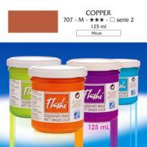 Lefranc&Bourgeois Flashe akrilfesték 2.árkategória 125ml Copper