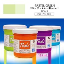 Lefranc&Bourgeois Flashe akrilfesték 1.árkategória 125ml Pastel green 784