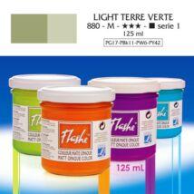Lefranc&Bourgeois Flashe akrilfesték 1.árkategória 125ml Light terre verte