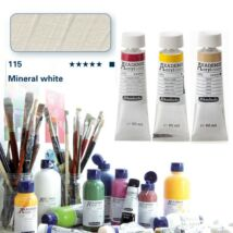 Schmincke Akademie acryl 60ml Mineral white 115