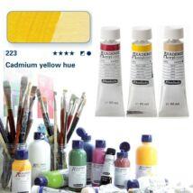 Schmincke Akademie acryl 60ml Cadmium yellow hue 223
