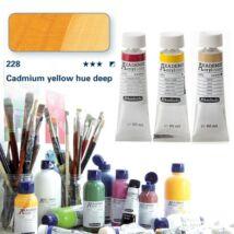 Schmincke Akademie acryl 60ml Cadmium yellow hue deep 228