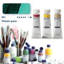 Schmincke Akademie acryl 60ml Phthalo green 551