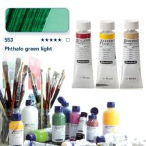 Schmincke Akademie acryl 60ml Phthalo green light 553