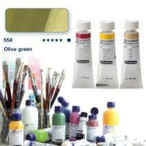 Schmincke Akademie acryl 60ml Olive green 558