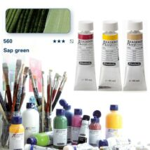 Schmincke Akademie acryl 60ml Sap green 560
