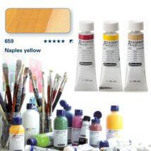 Schmincke Akademie acryl 60ml Napples yellow 659