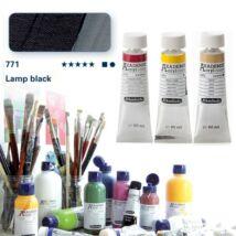 Schmincke Akademie acryl 60ml Lamp black 771