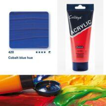 Schmincke College akrilfesték 200ml Cobalt blue hue 420
