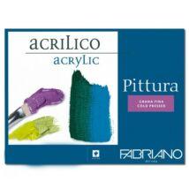 Fabriano Pittura karton 10 lap/blokk 400g/nm 25x35cm