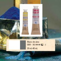 Lefranc&Bourgeois Artist Oil extra finom olajfesték 1.árkategória 20ml Zinc white