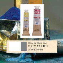 Lefranc&Bourgeois Artist Oil extra finom olajfesték 1.árkategória 20ml Titanium zinc white
