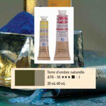 Lefranc&Bourgeois Artist Oil extra finom olajfesték 1.árkategória 20ml Raw umber
