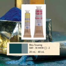 Lefranc&Bourgeois Artist Oil extra finom olajfesték 2.árkategória 20ml Touareg blue  049