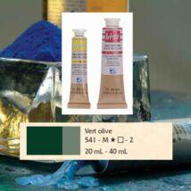 Lefranc&Bourgeois Artist Oil extra finom olajfesték 2.árkategória 20ml Olive green 541