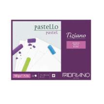 Fabriano Tiziano rajzblokk 24 lap/blokk 160g/nm 23x30,5cm fehér