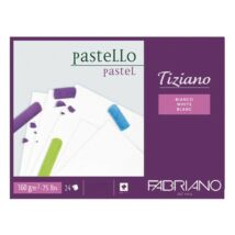 Fabriano Tiziano rajzblokk 24 lap/blokk 160g/nm 30,5x41cm fehér