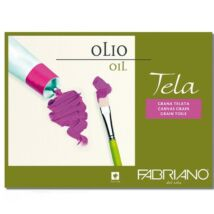 Fabriano Tela karton 10 lap/blokk 300g/nm 36x48cm