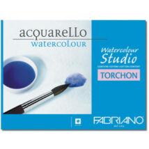 Fabriano Watercolour Studio Torchon blokkban 270g/nm 20 lap/blokk 23,5x30,5cm