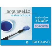 Fabriano Watercolour Studio Torchon blokkban 270g/nm 20 lap/blokk 23,5x30,5cm