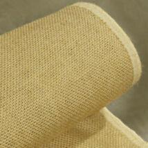 Zsákvászon - dupla -      150cm széles tekercsben 100% juta