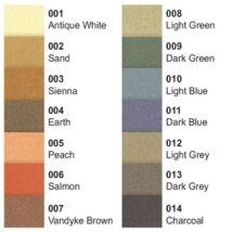 Sennelier müvész pasztell-papír ívben 360g/nm 50x65 cm, sötét zöld