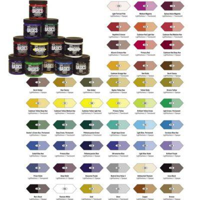 Lefranc&Bourgeois Liquitex Basics 946ml Alizarin crimson permanent hue 116