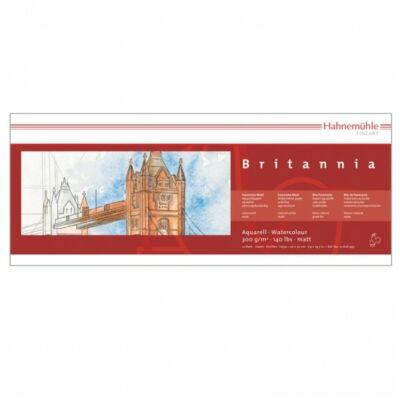 Hahnemühle Britannia festőblokk 300g/nm 12 lap/blokk 20x50cm