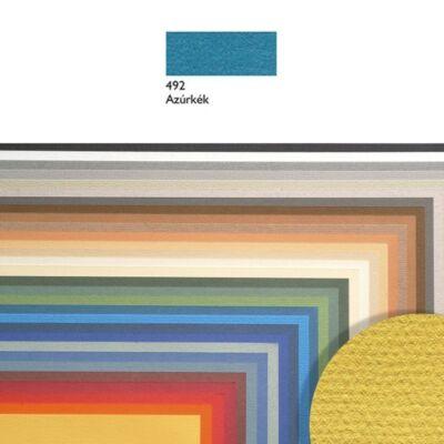 Hahnemühle Lanacolours ívben 160g/nm 50x65cm – Azúrkék