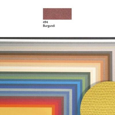 Hahnemühle Lanacolours ívben 160g/nm 50x65cm – Burgundi