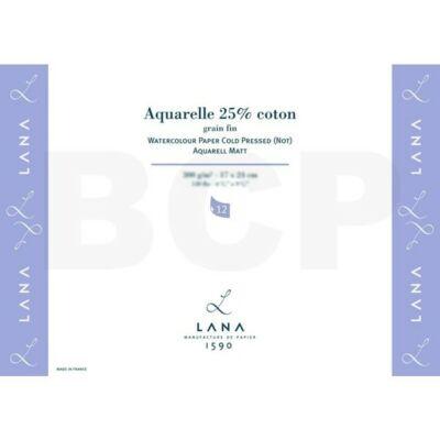 LANA festőblokk 300g/nm 12 lap/blokk 24x32cm