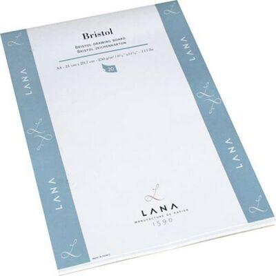 Lana Bristol rajzpapír 25 lap/blokk 250g/nm DINA4