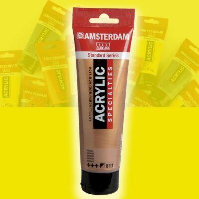 Talens Amsterdam akrilfesték 120ml  Reflex yellow 256